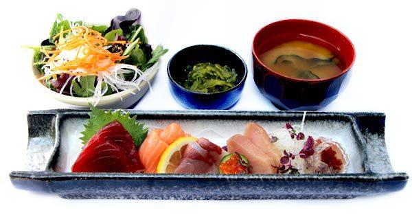Sashimi -$25